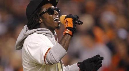 Rapper  Lil Wayne Says He Is Fine After Suffering Seizure