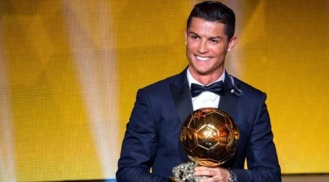 Cristiano Ronaldo Named World's Best Player 2014