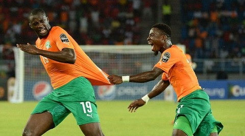 Ivory Coast Trash DR Congo To Reach Final