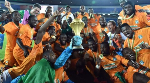 IVORY COAST WIN THE 2015 AFRICA CUP OF NATIONS