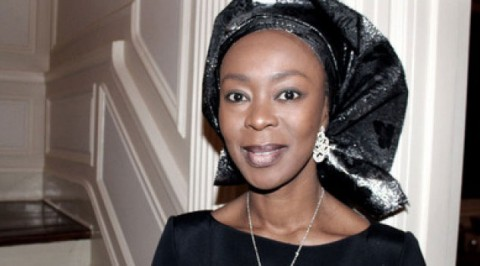 EFCC Invites Toyin Saraki Wife of Senate President For Questioning