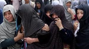Kabul mourns bomb blast victims