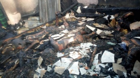 3 children burnt to death in Ibadan