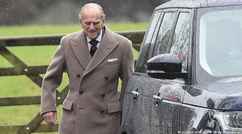 Prince Philip to retire from duties at 95
