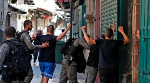 Gumen kills 2 Israeli police officer