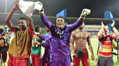 Cameroon outshine Ghana to reach AFCON final