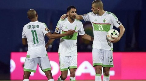 AFCON 2017:Algeria out to stop Senegal