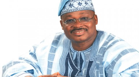 Obas in closed-door meeting with Ajimobi