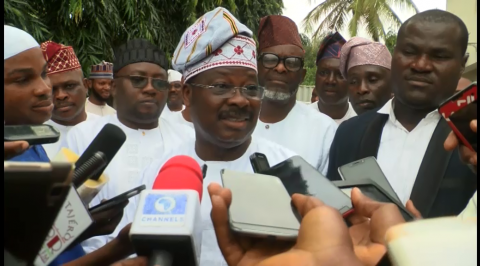 Court dismisses Ajimobi's appeal