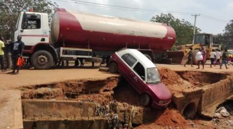 Seven students escape death in Ibadan