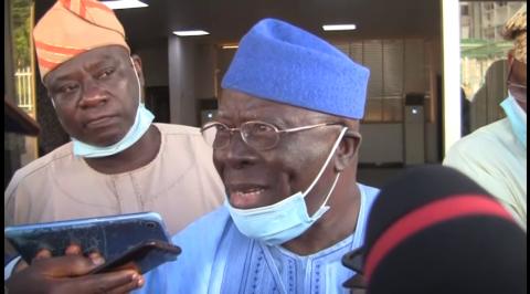 Recession: Adebanjo Accuses Buhari's Govt of Maladministration
