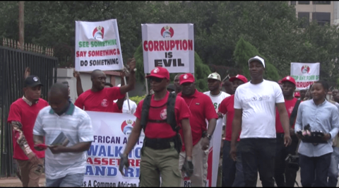 Anti corruption day: Nigerians charged to fight corruption