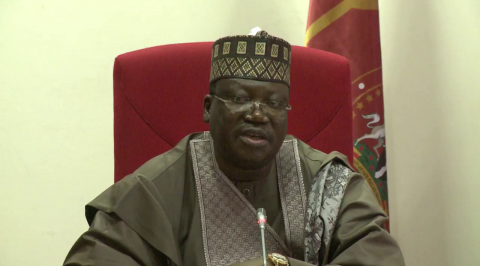 Nigeria in Hurry to Address Insecurity – Lawan