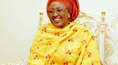 Aisha Buhari: Hyenas, Jackals'll leave my husband's cabinet