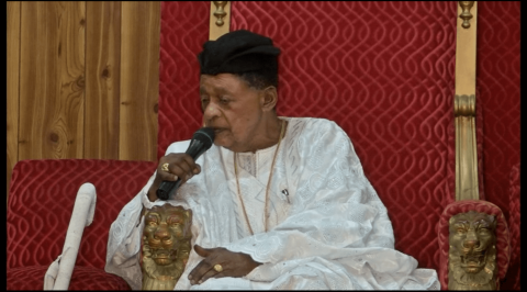Insecurity: Alaafin Calls for Economic Empowerment for Nigerians
