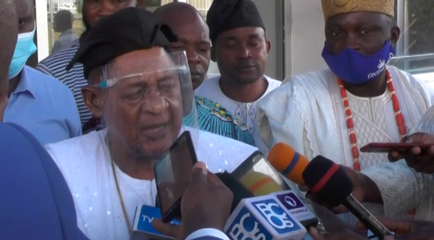 Alaafin Calls for More Security Consciousness in the Southwest