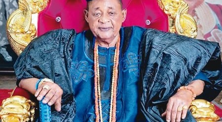 Alaafin Accuses International Communities Of Fueling Insecurity In Nigeria.