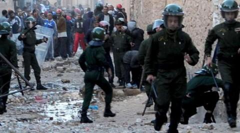 Suicide attack at Algerian police station kills 1