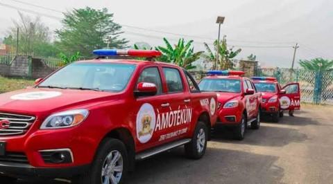 Osun Govt says Amotekun Has no Religious Colouration.