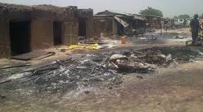 Armed Militia kill 21, raze houses, properties