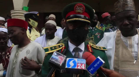 Armed Forces Day: Army Hold Jumat Prayer for Fallen Heroes