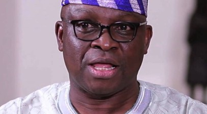 $1billion meant for presidential, Ekiti elections- Fayose alleges