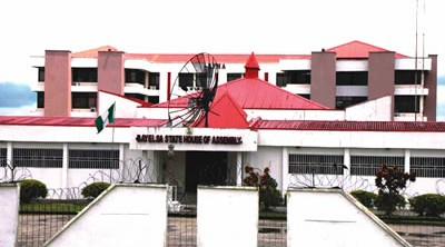 Bayelsa speaker impeached as gunmen invade assembly