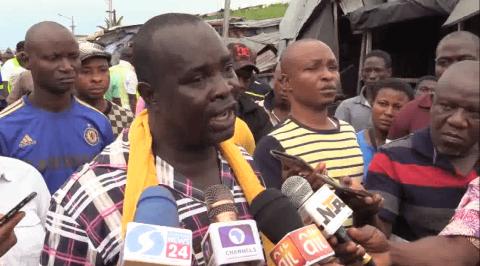 Bayelsa Govt Demolishes Illegal Shops