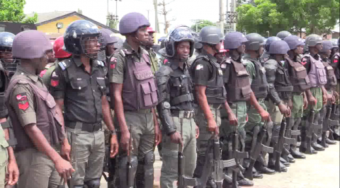 Return to Work, CSOS Urge Police Officers