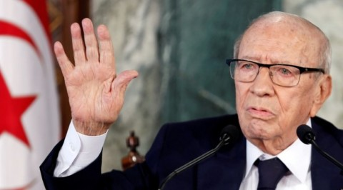 Tunisia President  suffers 'severe health crisis'
