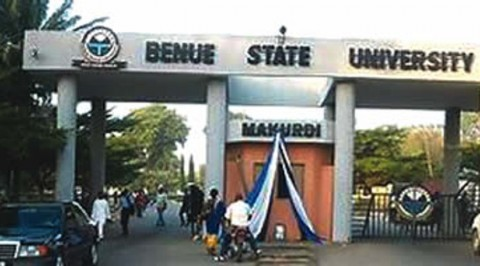 Benue state university authority shut down school over students protest