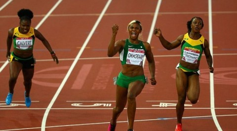 Oduduru, Okagbare set to lead Nigerian athletes