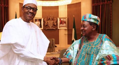 Alaafin Writes Buhari over Insecurity in Yoruba Land