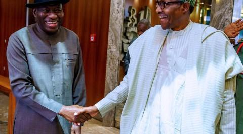 Buhari meets Jonathan again