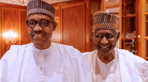 Buhari Tests Negative for COVID-19, Abba Kyari is Positive