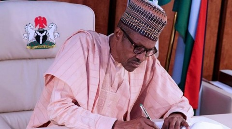 Buhari Writes Senate, Seeks Amendments to New Finance Act