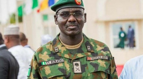 Buratai Restates Commitments towards Discharging Army Constitutional Roles
