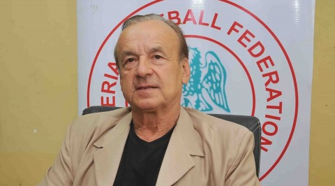 Rohr not dumping Eagles – NFF