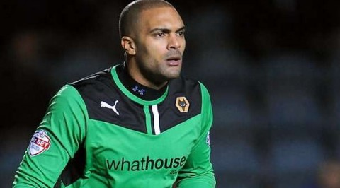 Wolves keepers unveil Carl Ikeme stand at Wednesfield FC
