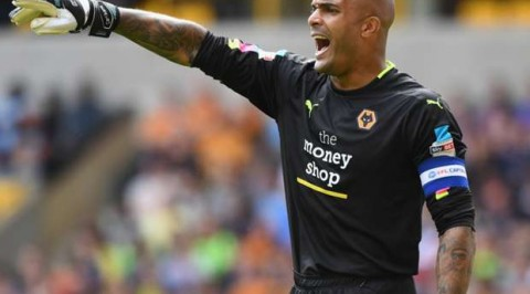 Ikeme grateful as club name stand after Wolves keeper