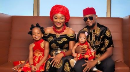 ChaCha Eke celebrates 4th wedding anniversary