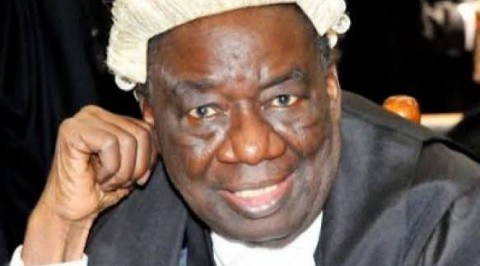 President Buhari Mourns Former Minister of Justice/Attorney General