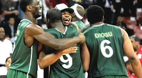 Nigeria's D'Tigers secure big win over Korea
