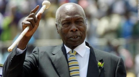 Kenya's former President Daniel Arap Moi has died at the age of 95.