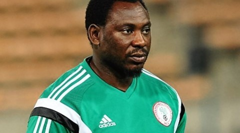 President Buhari Appoints Daniel Amokachi Nigeria's Football Ambassador