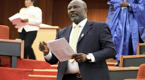 Breaking: Tribunal sacks Dino Melaye