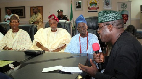 Ekiti elders seek end to traditional ruler's crisis
