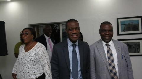 Estate surveyors host new president Nigeria-British Chamber of Commerce
