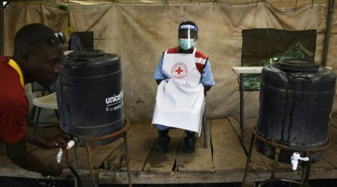 Ebola virus now squeezed into 'corner' of DR Congo - WHO