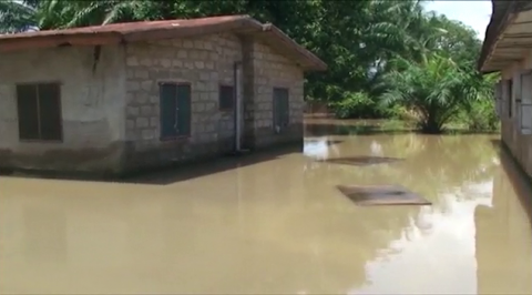 Flooding: Edo Community Call For Govt. Support